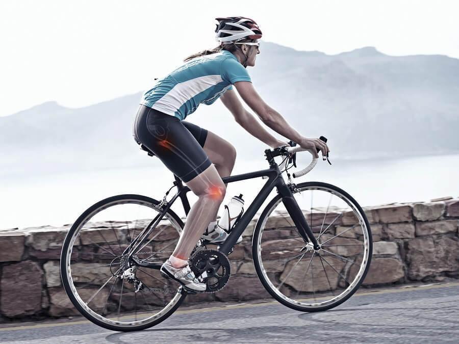用甚麼樣的姿勢騎腳踏車比較安全?