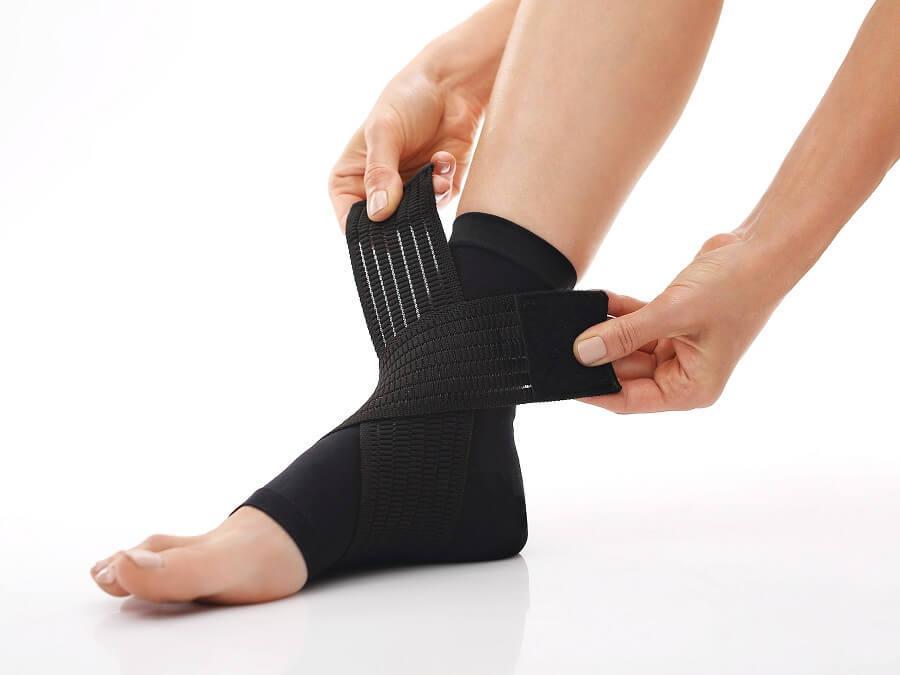 穿了護踝就不會受傷了嗎?