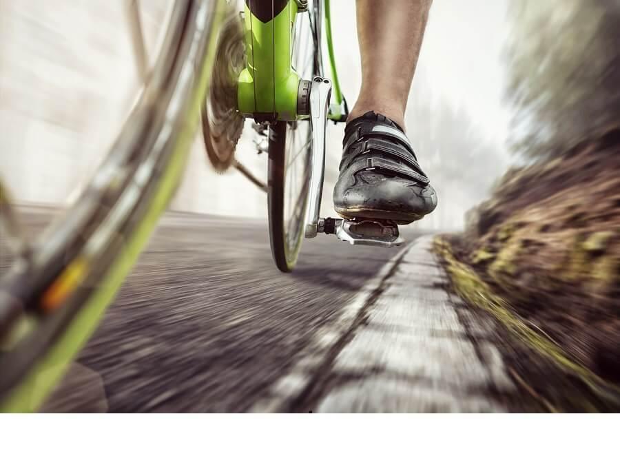 < Zone DPMX™ > 穿戴式自行車功率計