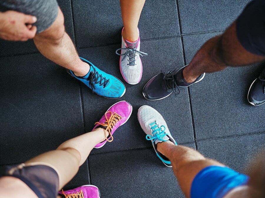 運動鞋的新概念--內置中底