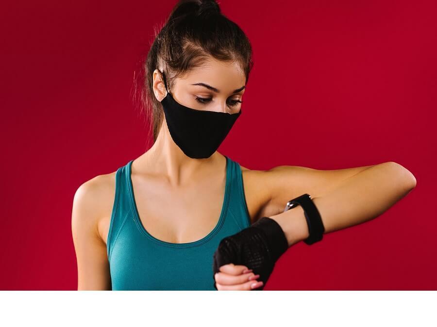 疫情時代穿戴裝置的應用