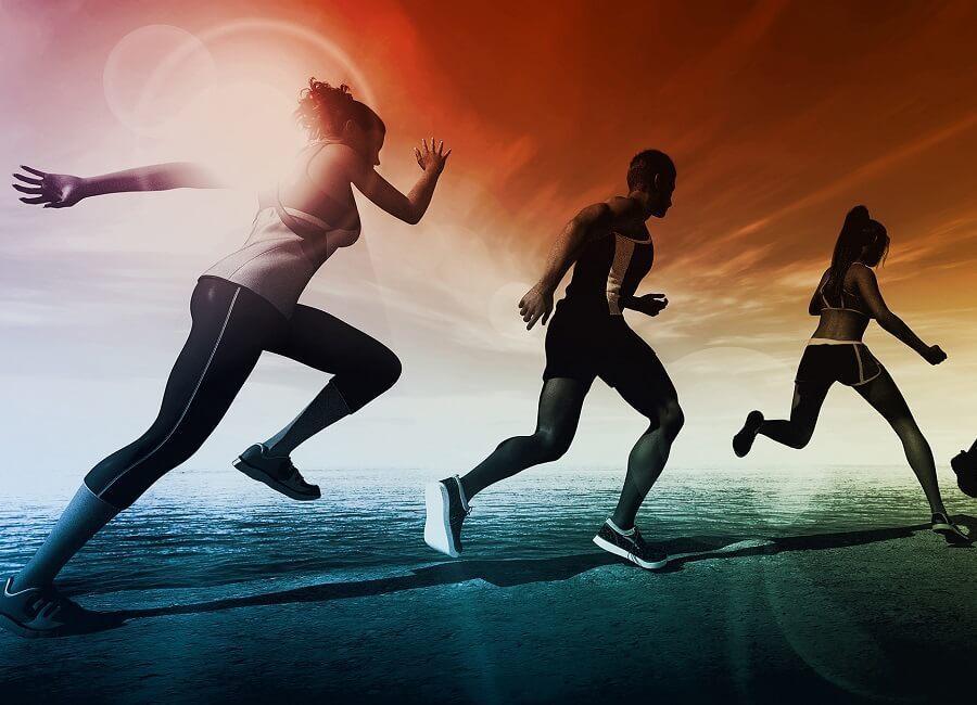 有絕對標準的跑姿嗎?