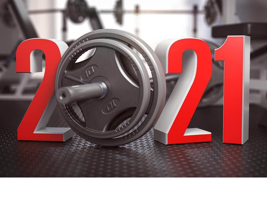 2021全球健身趨勢