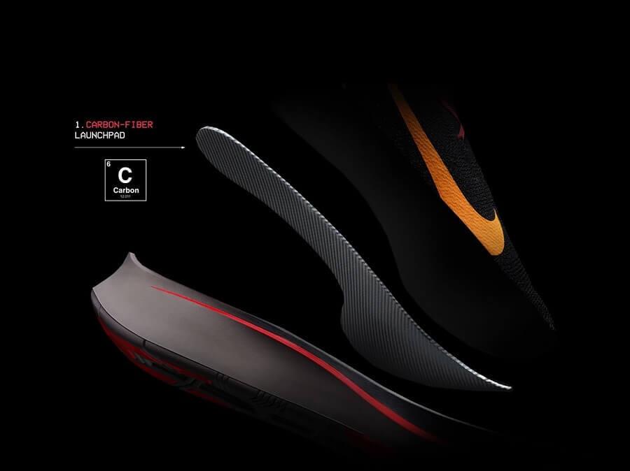 跑鞋新科技--碳纖維板放在哪裡比較好?