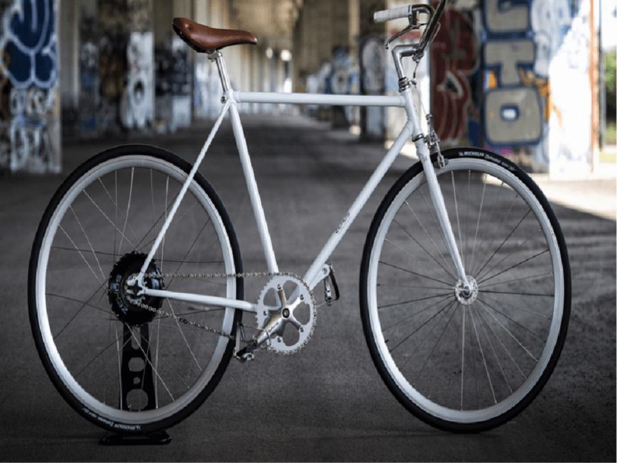 Bike+lighthybridsystem不插電電動自行車