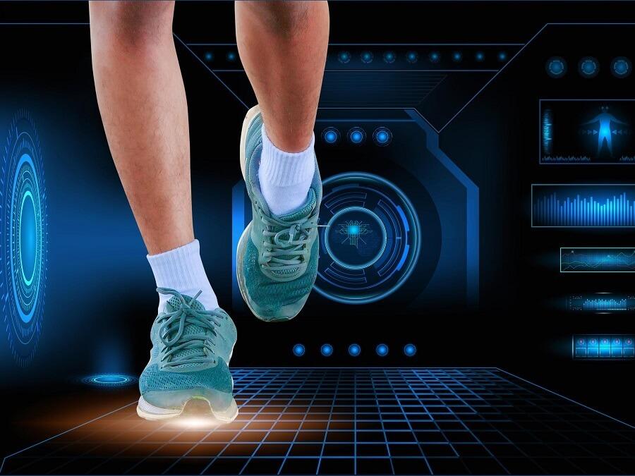 偵測疲勞之智慧鞋