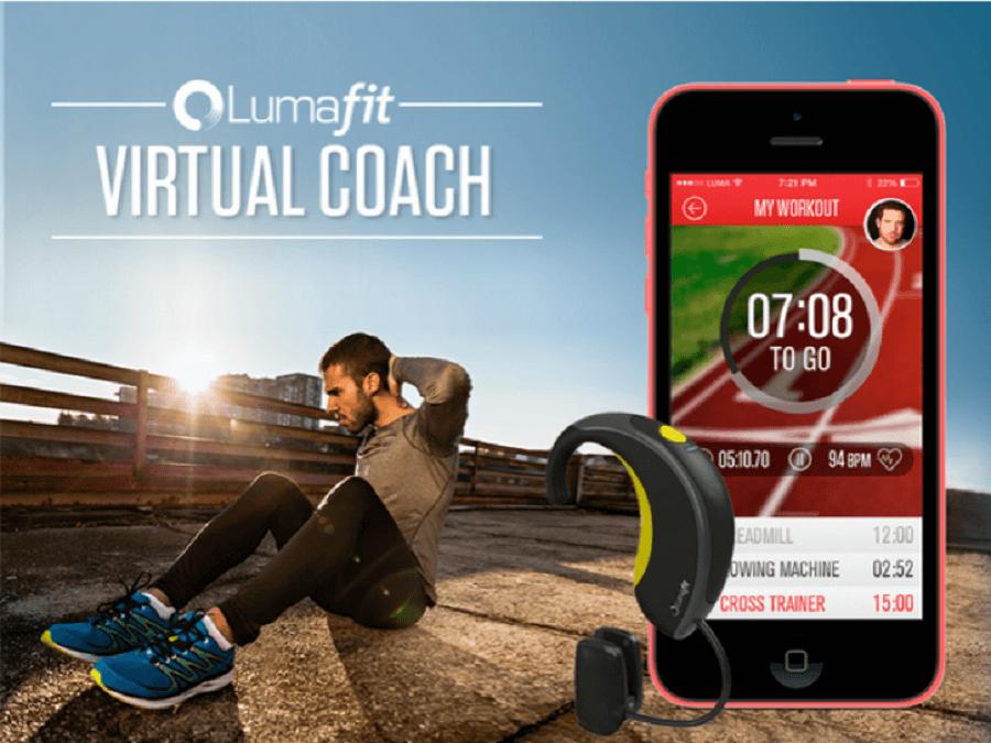 Lumafit-追蹤心臟年齡的健身教練