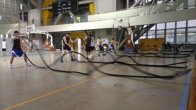 全身訓練的利器-戰繩訓練的方法與多元效果