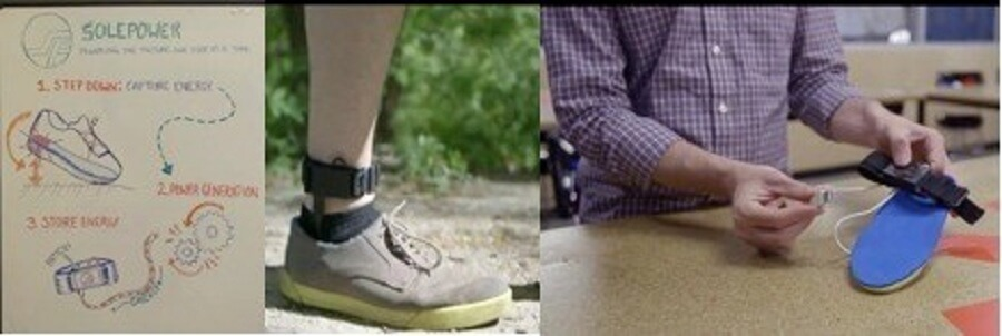 Mutua-靠你的雙腳,一步一腳印充電法
