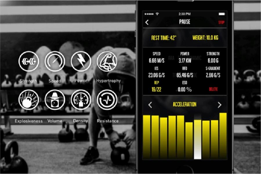 BEAST-智慧訓練感測器