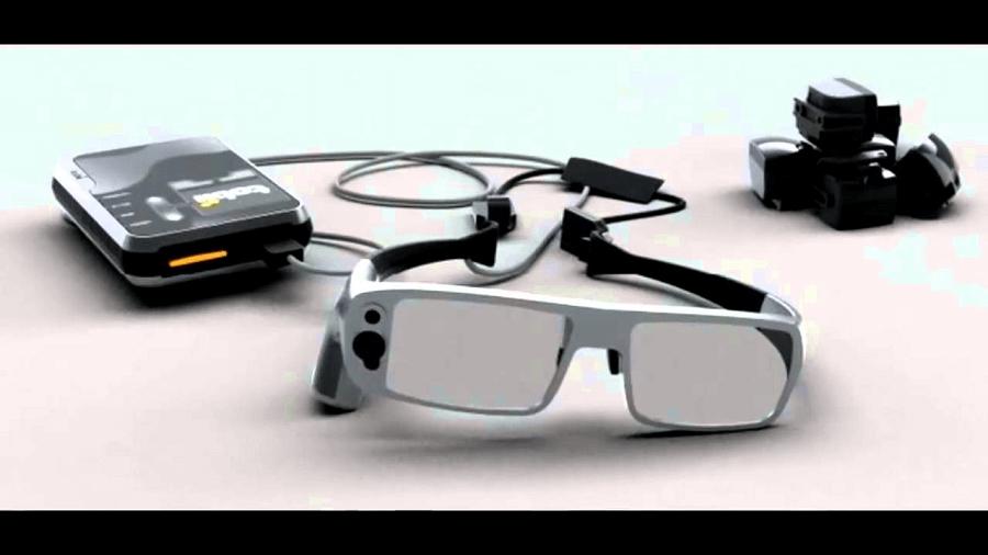 Eyetracking glasses-眼球追蹤眼鏡