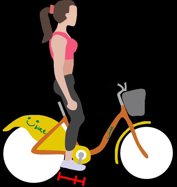 如何調整適合你的Ubike坐墊高度