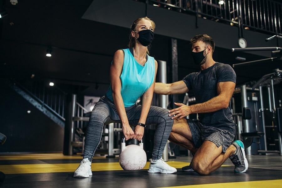 科技健身教練