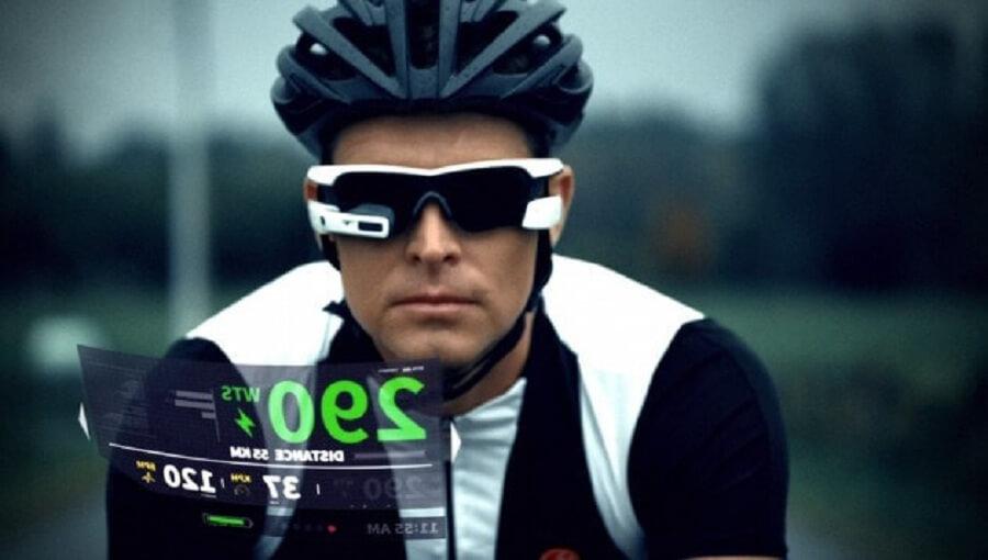 HeadUp-抬頭顯示器與運動科技