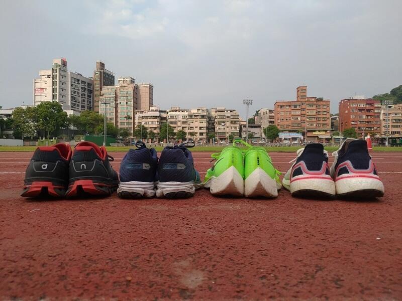 跑鞋的避震是如何達成的?
