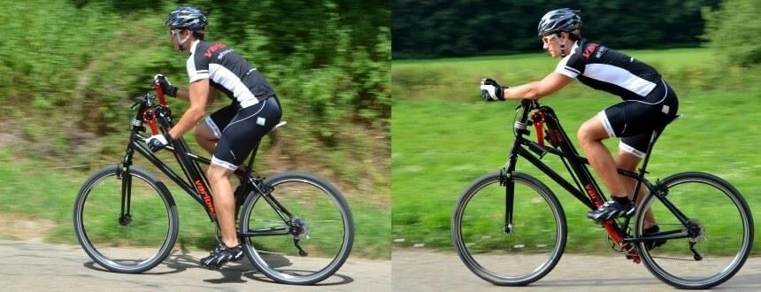 Varibike-手腳並用自行車