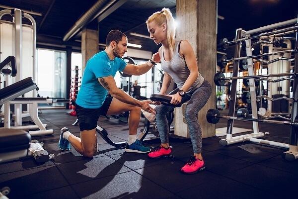 科技輔助健身運動,讓訓練更有效率