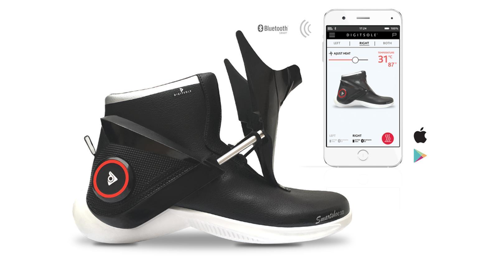Digitsole Smartshoe 智慧避震鞋
