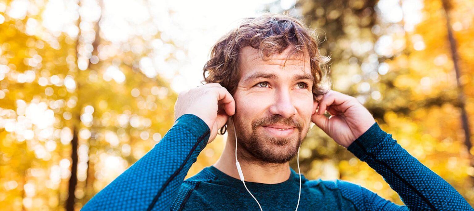 用耳朵降低跑步的運動傷害